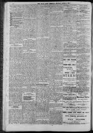 The Salt Lake Herald from Salt Lake City, Utah on June 6, 1886 · Page 4