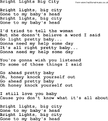 City Of Lights Song Lyrics Bright Lights Big City Chords Cigit Karikaturize Com