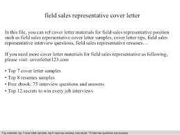Sales Associate Cover Letter Gorgeous Free Sample Cover Letter For Sales Representative Sales