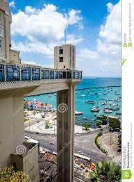 Aufzug Elevador Lacerda In Salvador Tun Bahia Redaktionelles Stockfoto -  Bild von zieleinheit, bahia: 84778458