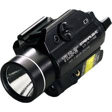 Tlr Weapon Light Streamlight Tlr 2 Rail Mounted Tactical Light With Red Laser Boxed