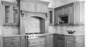 wonderfull gray stained cabinet grey kitchen best gallery