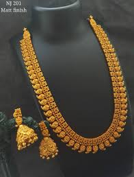 Mango Design Gold Chain Beautiful Long Haram With Mango Design 23 November 2017