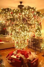 Upside Down Christmas Tree Ideas