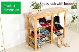 full size of diy wooden shoe rack ideas plans closet shoes bamboo wood end 15 am