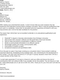Sample Cover Letter For Quant Job Response To Text Writing An Essay On  Free.