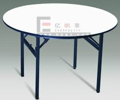 school canteen furniture folding school dining tables round