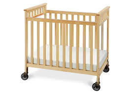 simmons easy side crib. simmons kids natural (260) scottsdale crib, side view b2b easy crib o