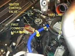ford expedition questions where is the valve for the heater core 2000 expedition heater core but then i found this, 1999 ford expedition heater core valve image search