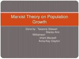 malthusian theory of population essay theory of population essay