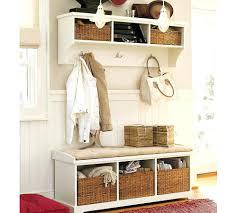Ikea Hemnes Coat Rack White Entryway Storage Cubby With Coat Rack Locker Furniture Bench 70