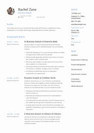 30 Awesome Business Analyst Resume Sample Free Resume Ideas