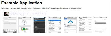 Ios Design Patterns Interesting Mobile Design Patterns With Oracle ADF Mobile Oracle WebLogic