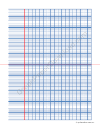 French Ruled Samples Graph Paper Printable Graph Paper