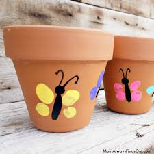 Image result for flower pots kids