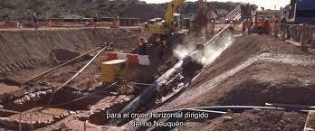 GASODUCTO TRATAYÉN-MEGA: LA COSTUMBRE DE... - Techint Ingeniería y  Construcción