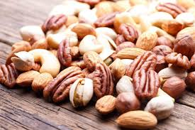 Nuts Nutritional Facts Value Comparison Charts Vitamin World