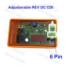 popular dc cdi buy cheap dc cdi lots from dc cdi suppliers adjustable racing dc cdi rev box 6 pin for kazuma falcon dingo 250 250cc atv quad