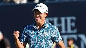 The Open: Collin Morikawa's rapid ...