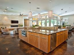 Kitchen Great Room Great Kitchen Living Room Open Floor Plan Pictures Ideas For You 2892