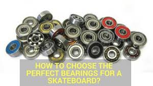 skateboard bearing brands. how to choose the perfect bearings for a skateboard? skateboard bearing brands