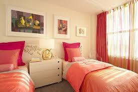 Peach Bedroom Decorating Ideas