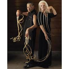 the crown for longest fingernails was held by lee redmond who had talons mering 28ft 4 5