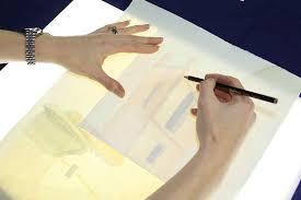 A1 Ultimus Daylight Art Design Tracing Tattoo Lightbox