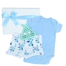 Designer Newborn Baby Gifts Deer Little Boy Gift Box
