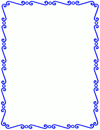 Small Picture A border featuring simple dog bone graphics around the page Free