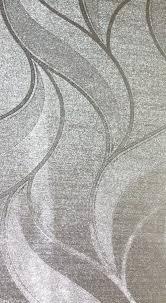 46 metallic silver wallpaper on