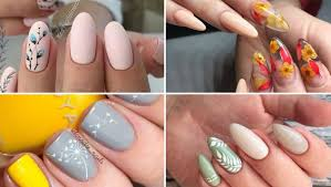 Bright Flower Nail Art Design Tutorial 60 Flower Nail Designs Pictures With Tutorials Yve Style Com