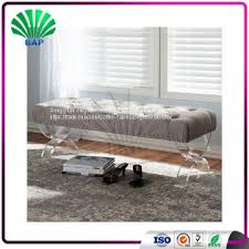 Acrylic bedroom furniture Build In Bedroom Luxury Bedroom Furniture Soft Cover Clear Lucite Bench Plexiglass Sex Sofa Chair With Acrylic Legs Grey Bedroom Ideas Luxury Bedroom Furniture Soft Cover Clear Lucite Bench Plexiglass