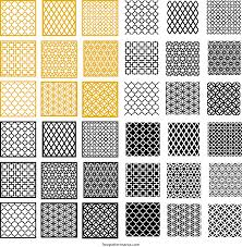 Repeating Patterns New Geometric Motifs Repeating Pattern Vectors FreePatternsArea