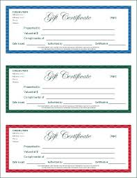 Personalised Gift Vouchers Templates Printable T Certificates Personalised Gift Vouchers