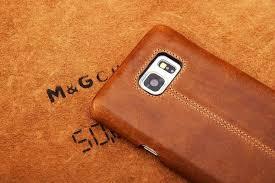 pierre cardin samsung galaxy note 5 paris design premium leather case back cover