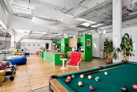 office game room. Neverland Companies Office Game Room