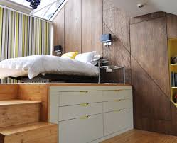 View in gallery Modern loft bed perfect for small bedrooms