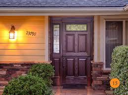 pella front doorsFiberglass Front Doors With Glass And Sidelights Painting A Door