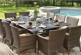 metal rectangular outdoor dining table. patio, all weather wicker outdoor furniture chairs ikea black metal dining table in rectangular