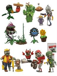 plants vs zombies garden warfare select action figures 2 packs plants vs zombies garden warfare figures