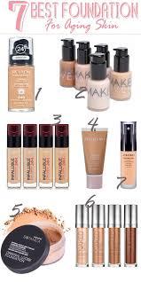 best foundation for aging skin over 50 best foundation for aging skin natural skincare