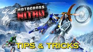 motocross nitro tips and tricks