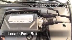 replace a fuse 2004 2008 acura tl 2007 acura tl 3 2l v6 2004 acura tl interior fuse box at 2008 Acura Tl Fuse Box