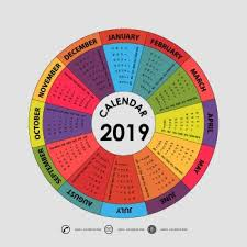 Circle Calendar Template You Searched For 2019 Calendar Template Circle Calendar