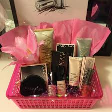 mary kay gift basket