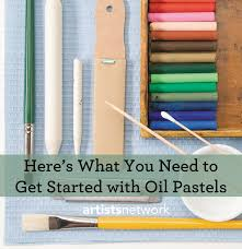 oil pastel painting oil pastel tutorial oil pastel tips