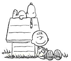 Thanksgiving Coloring Pages Charlie Brown Free Printable Charlie