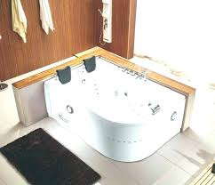 tub home depot photo 2 of 3 person bathtub nice look shower whirlpool walk in jacuzzi