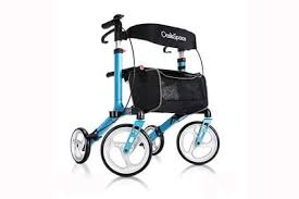 Rollator Comparison Chart 9 Best Walkers For Seniors Your Buyers Guide 2019